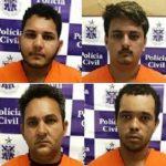 OPERAÇÃO POLICIAL PRENDE  CIGANOS EM PORTO SEGURO