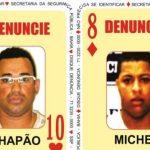 ACUSADOS DE MATAR POLICIAL SÃO NOVOS INTEGRANTES DO BARALHO DO CRIME