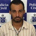 ACUSADO DE ASSASSINAR A EX-COMPANHEIRA COM UMA FACADA NO PESCOÇO  É PRESO