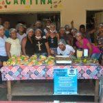 PESCADORES E MARISQUEIRAS DE MARAÚ PARTICIPAM DO CURSO DE MANIPULAÇÃO E BENEFICIAMENTO DO PESCADO