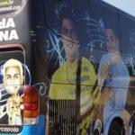 ÔNIBUS DA BANDA TRIO DA HUANNA É ASSALTADA NA BR -101