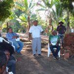 PREFEITO DISCUTE COM A COMUNIDADE DE SERRA DE ÁGUA MAIS INVESTIMENTOS NA AGRICULTURA