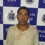 POLÍCIA CIVIL  DE MARAÚ PRENDE ACUSADO DE ESTUPRAR UMA MENINA DE 11 ANOS NA ZONA RURAL