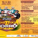 FESTIVAL DE FORRÓ DE ITACARÉ COMEÇA NESTA 5ª FEIRA COM GRANDES ATRAÇÕES
