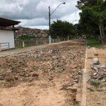 UBAITABA: PREFEITURA DA INICIO A OBRA DE REVITALIZAÇÃO DA AVENIDA BEIRA RIO