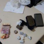 AURELINO LEAL: POLÍCIA MILITAR REALIZA PRISÃO POR TRÁFICO DE DROGAS