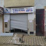 CASA LOTÉRICA DE URUÇUCA FOI ARROMBADA NESTA MADRUGADA