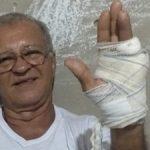 AURELINO LEAL: VÍTIMA DE ASSALTO, IRMÃO DE PREFEITA SE RECUPERA