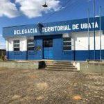UBATÃ: POLICIA MILITAR CUMPRE MANDADO DE PRISÃO POR SEQUESTRO E ROUBO