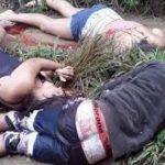 TRÊS PESSOAS FORAM SEQUESTRADAS E MORTAS NA REGIÃO DE IGUAÍ
