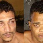 ITABUNA: DUPLA QUE TENTOU ASSALTAR POLICIAL NO BAIRRO SARINHA JÁ ESTÁ NA CADEIA