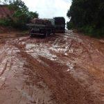 PENÍNSULA DE MARAÚ: GOVERNO FEDERAL ABANDONOU BR 030