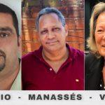 MARAÚ: TRÊS CANDIDATOS VÃO CONCORRER AS ELEIÇÕES DE 2020