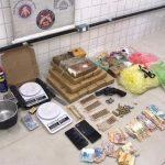 POLÍCIA DE IPIAÚ APREENDE DROGAS, DINHEIRO, ARMAS E MUNIÇÕES