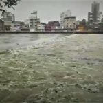 ITABUNA :NÍVEL DO RIO CACHOEIRA SOBE MAIS DE 8 METROS, INFORMA DEFESA CIVIL