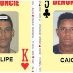 BARALHO DO CRIME DA BAHIA GANHA DOIS NOVOS INTEGRANTES
