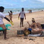 PRAIAS DE ALGODÕES NA PENÍNSULA DE MARAÚ; AS MAIS LIMPAS DA BAHIA