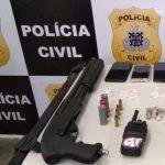 ITABUNA: POLÍCIA CIVIL ESTOURA BOCA DE FUMO NO BAIRRO FERNANDO GOMES