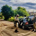 PENÍNSULA DE MARAÚ: POLICIA MILITAR   INTENSIFICA PATRULHAMENTO OSTENSIVO EM BARRA GRANDE