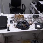 POLÍCIA CIVIL DE MARAÚ E RONDESP SUL APREENDEM GRANDE QUANTIDADE DE DROGAS EM BARRA GRANDE QUE ESTAVA EM PODER DE HOMICIDA E TRAFICANTE PROCURADO PELA POLÍCIA