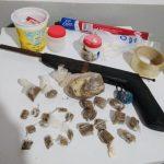 MARAÚ: CHEFE DO TRÁFICO DE DROGAS NO CAMPINHO É PRESO EM AÇÃO CONJUNTA DA POLÍCIA CIVIL E RONDESP-SUL