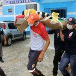 SAMU REALIZA TREINAMENTO PARA EQUIPES DE ATENDIMENTO DE UBAITABA