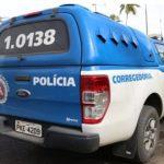 POLICIAL CIVIL É PRESO E DELEGADO É AFASTADO  POR TRÁFICO DE DROGAS