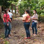 UBAITABA: SECRETARIA DE ASSISTÊNCIA SOCIAL REALIZADA VISITAS DOMICILIARES NA ZONA RURAL