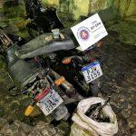 UBAITABA: 61ª CIPM RECUPERA VEÍCULOS ROUBADOS, REALIZA PRISÃO EM FLAGRANTE E APREENSÃO DE DROGAS