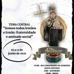 TREZENÁRIO DE SANTO ANTÔNIO COMECA NESTA TERÇA, 01/06, EM BARRA GRANDE; VEJA PROGRAMAÇÃO