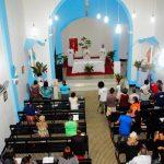 TABOQUINHAS CONTINUA COM NOVENÁRIO EM LOUVOR AO PADROEIRO BOM JESUS