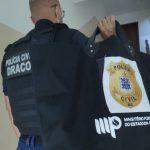 """OPERAÇÃO """"CORAÇÕES DE FERRO"""" PRENDE SUSPEITOS EM ILHÉUS E SALVADOR"""