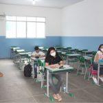 UBAITABA: VOLTA ÀS AULAS DAS ESCOLAS MUNICIPAIS ACONTECEU NESTA SEGUNDA-FEIRA, 13